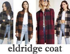 BB Dakota Eldridge Coat PRESALE Plaid Coat, Wardrobes, Cool Style, Overalls, Bodysuit, Sweaters, Onesie, Closets, Style Fashion