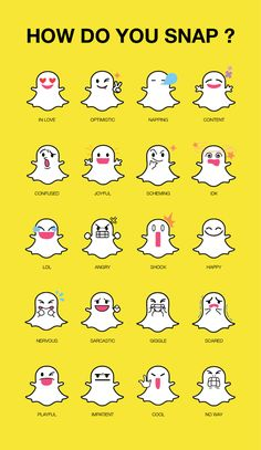 How to You Snap? #snapchat #infographics #modernistablog