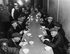 Soup Kitchen, Chicago  Courtesy of Al Capone 1929