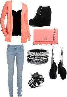 """Quinn from GLEE"" by sweetgirlie-757 ❤ liked on Polyvore"