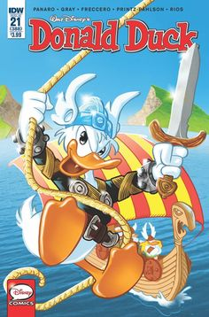 Donald Duck (2015) Issue #21
