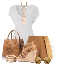 * My Favorite Kind of Bag * by hrfost1210 on Polyvore featuring polyvore fashion style LnA Carven Dolce Vita Tory Burch WGACA clothing