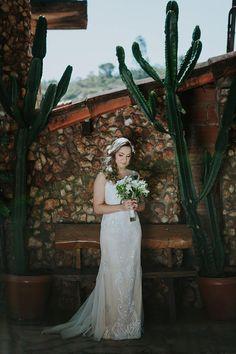 Casamento romântico no jardim | Ariane + Breno