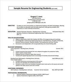 Resume Format Internship Resume Format For Internship  Pinterest  Resume Format And Resume .