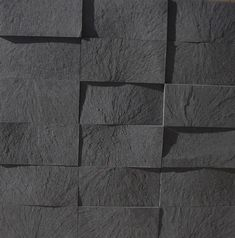 Slate like Tiles Made From Recycled Scrap Paper Laminate