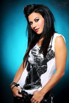 Cristina Scabbia - Rocker Chicks Wiki