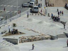 Diego + Bejanele: Skate park plaza