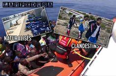 Lampedusa : naturalisations posthumes et rescapés hors-la-loi. Il parait que le gouvernement italien naturaliserait à titre posthume les migrants africains victimes du naufrage de la semaine dernière au large de l'île italienne de Lampedusa. Quel hommage et superbe décision humanitaire et politique !Et les survivants, eux, n'ont pas cette chance. Ils sont toujours considérés comme clandestins, risquent peine de prison et jusqu'à 5 000 euros d'amende, sans compter sur la reconduite vers leur…
