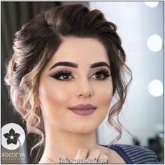 Over 90 Vintage Makeup Ideas That Highlight Your Beauty – Page 23 – # Ideas … - Wedding Makeup For Fair Skin Wedding Makeup Looks, Bride Makeup, Wedding Hair And Makeup, Hair Makeup, Makeup Lips, Makeup Set, Mauve Makeup, Romantic Wedding Makeup, Indian Wedding Makeup
