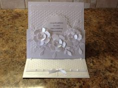 Pearl Wedding Anniversary Card for two special people x