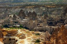 Archeologists discover 5,000-year-old underground city that could be one of the largest in the world in the province of Nevsehir, Turkey.