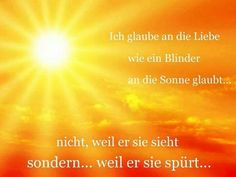 ♡ Liebe spüren Sonne