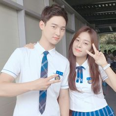 School2017 Kdrama, Kdrama Actors, Kim Joong Hyun, Jung Hyun, Kim Sejeong, Kim Jung, School Uniform Skirts, Ulzzang Hair, Handsome Korean Actors