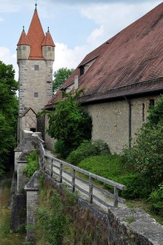 Stöberleinsturm Rothenburg  Germany