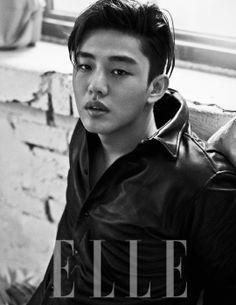2014.04, Elle, Yoo Ah In