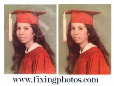 Don't let those old photographs that had captured priceless memories deteriorate any further. Not only does Fixing Photo restore these images to perfect condition but you are also receiving a digital version that will remain preserved forever. http://www.fixingphotos.com #photorestoration