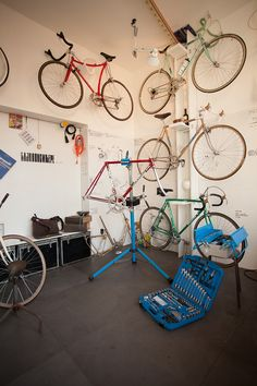 Bike Workshop Bikeconsigliere Belgrade