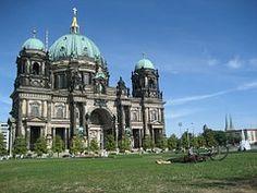 Berlín, Catedral, Símbolo, Casa, Iglesia