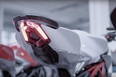 The 2016 MV Agusta Brutale 800 gets a visual over