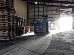 Street Sweeper Vehicle Street Sweepers Pinterest Vehicle - Warehouse floor cleaner rental