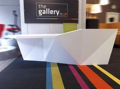 KRION® Blog – Porcelanosa Solid Surface » Mobiliario SERIE MESH realizado con KRION®