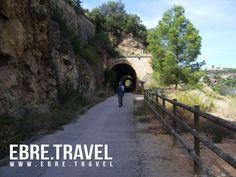 If you are looking for a quiet place, #Viaverda is your way. In #TerresdeLEbre. At http://www.ebre.travel/ soon.  Si estáis buscando un lugar tranquilo, #ViaVerda es vuestro camino. En #TerresdeLEbre. Próximamente en http://www.ebre.travel/   Si esteu buscant un lloc tranquil, #ViaVerda és el vostre camí. A #TerresdeLEbre. Properament a http://www.ebre.travel/