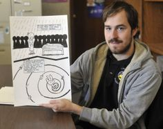Comic book seeks to help local teens understand nuances of mental illness