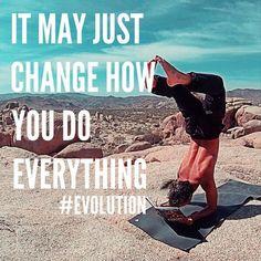 Evolution Workout