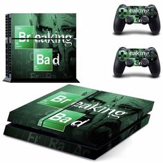 Breaking Bad PS4 Skin