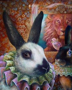 """""""The Celebrant"""" by Wendy Vaughn"""