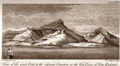 En Endeavour, acercándose a una de las islas de la Mcronesia. James Cook, Australia, Painting, Art, 16th Century, Islands, Art Background, Painting Art, Kunst