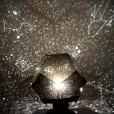 Proyector de Estrellas Nocturno – USD $ 18.49