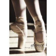 """DANCE """"The body says what the words can not""""."""