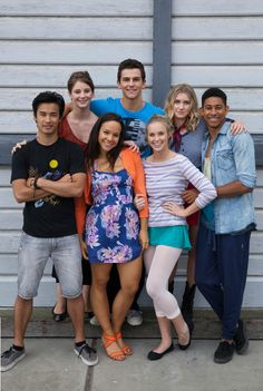 Dance Academy! One of my favorite Australian shows