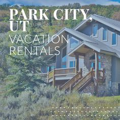 Park City, Utah offers days and nights filled with exceptional food, endless recreation and enduring memories. Evolve has the perfect Park City vacation rental for you! #parkcity #vacationrental