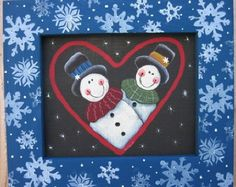 winter scenes with mittens - Google Search