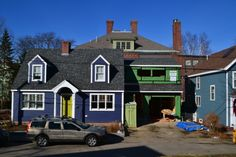 Adapt Design, an architecture and design firm, is renovating this house in Portsmouth using sustainable design http://www.greenalliance.biz/blog/archives/201402/adapt-design-utilizes-practical-design-techniques
