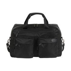 """Lipault Original Plume 19"""" Weekend BagLipault Original Plume 19"""" Weekend Bag in the color Black."""