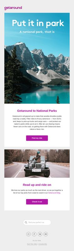 Email Footer, Footer Design, Best Email, Header, Spice Things Up, Your Design, Branding Design, National Parks, Road Trip