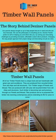 Are you looking for Timber Wall Panels? If yes, then all you need to do is be with us and we can take care of it all. The procedures described when making these tiles further variation and also assure that no two Timber Panels are exactly alike. Timber Wall Panels, Timber Tiles, Timber Panelling, Reclaimed Timber, Mosaic, Recycling, Architecture, Arquitetura, Wooden Wall Panels