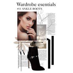 Wardrobe esentials: ankle boots