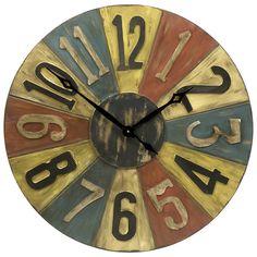 Clarke Wall Clock