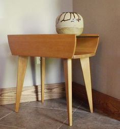 Free US shipping   Vintage Blonde Mid Century by robinseggbleunest, $298.00
