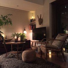Living / antique bamboo chair / india / antique table / single living etc … – Armchair Interior Garden, Decor Interior Design, Room Interior, Interior Design Living Room, Living Room Designs, Living Room Decor, Interior Decorating, Bedroom Decor, Balcony Chairs