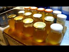 Bezinkový sirup - YouTube Make It Yourself, Youtube, Cooking, Syrup, Youtubers, Youtube Movies