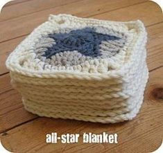 Crochet blanket pattern star granny squares New Ideas – Granny Square Mode Crochet, Crochet Diy, Crochet Amigurumi, Crochet Quilt, Crochet Blocks, Crochet Crafts, Crochet Projects, Point Granny Au Crochet, Grannies Crochet