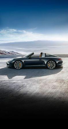 2015 Porsche 911 Carrera 4S Targa