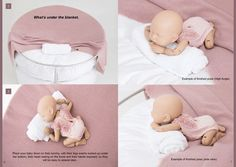 FREE Step-By-Step Newborn Photography Guidebook by StandInBaby™