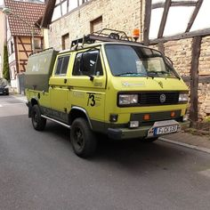 Truck House, Vw Syncro, Transporter T3, T3 Vw, Volvo 740, Adventure Car, Bug Out Vehicle, Campervan, Van Life