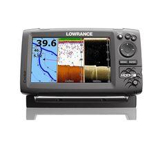 Lowrance Hook-7 Mid/High/DownScan Nav+ Fshfnder-Chartplotter